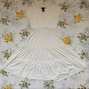 NY & Co. White Dress